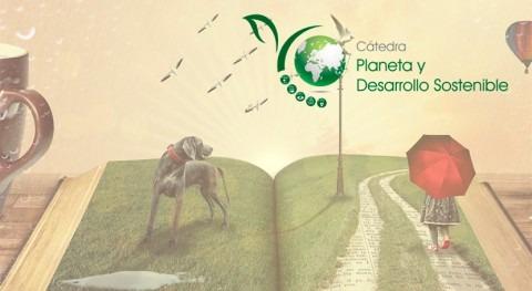 """""""Cátedra Planeta y Desarrollo Sostenible"""" publica cuento infantil promover ODS"""