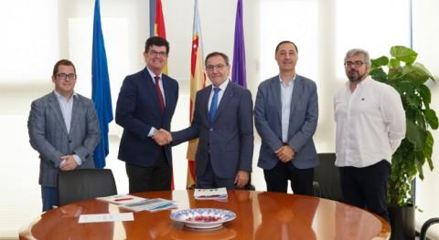 FACSA y UJI renuevan convenio Cátedra Ciclo Integral Agua