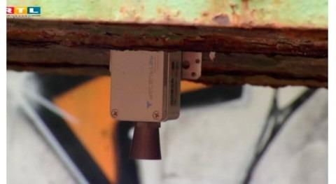 sensor monitorización inundaciones Decentlab, protagonista televisión alemana
