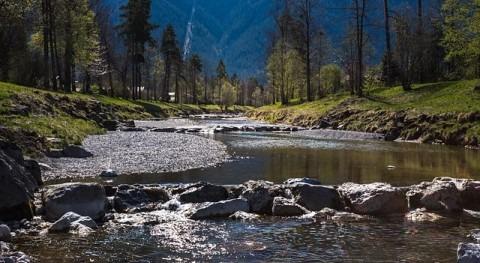 ¿Qué es cauce río?