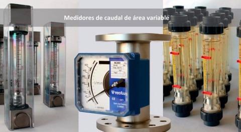 ¿Qué es y cómo funciona caudalímetro área variable?