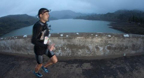 #TRANSGRANCANARIA 2016: turismo runners escenarios grandes presas #GranCanaria