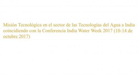 CDTI y CWP organizan misión prospectiva tecnológica INDIA