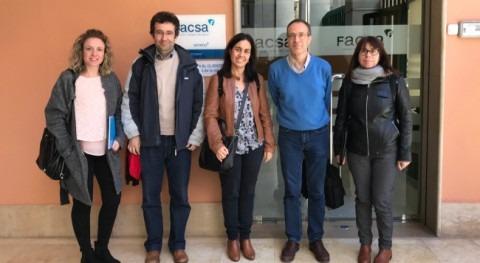 FACSA desarrollará membranas cerámicas coste impresión inkjet