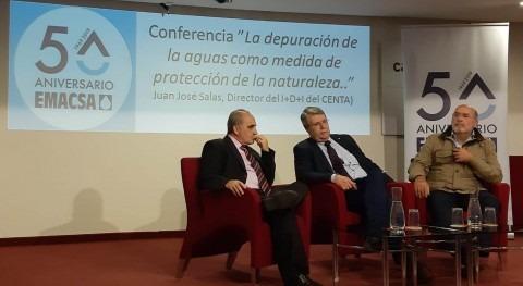 Participación Fundación CENTA 50 Aniversario EMACSA