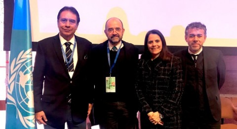 Se crea México nuevo centro regional categoría 2 materia seguridad hídrica