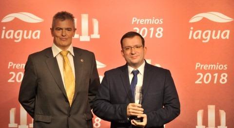 IIAMA se consolida como Mejor Centro Investigación Premios iAgua 2018