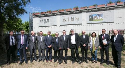 cascada Gaudí Casa Vicens se reconstruirá Museu Agbar Aigües