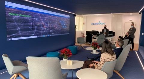 Transformación digital by Aqualia: realidad al servicio personas