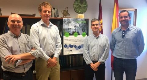 Centro Europeo Excelencia Tecnológica ofrece Murcia trabajar problemas sequía