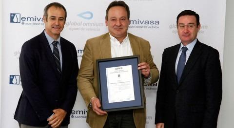 Emivasa logra certificación AENOR seguridad información