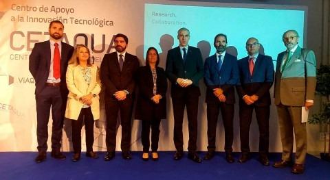 Cetaqua Galicia, centro apoyo innovación tecnológica