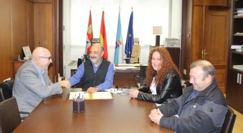 CH Miño-Sil y Ayuntamiento Barbadás mejorarán saneamiento núcleo Bentraces