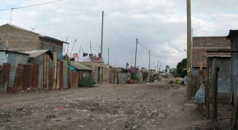 Más 5.000 niños mueren cada año Kenia causa diarrea falta saneamiento