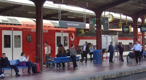 rotura tubería ocasiona demoras cinco líneas Cercanías Madrid
