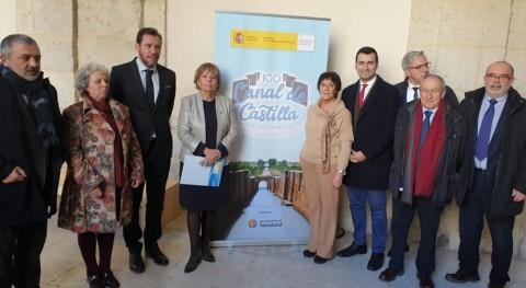 CHD impulsa Plan Estratégico conservar y poner valor Canal Castilla