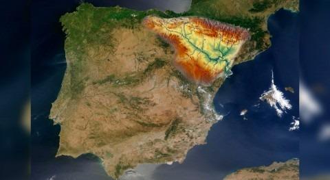reto gestionar cuenca Ebro, mayor que mitad países UE