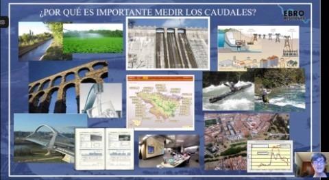 """Ebro Resilience desarrolla jornada divulgativa """"Magnitud y frecuencia crecidas Ebro"""""""