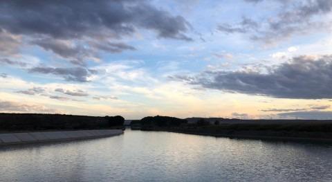 CHE adjudica obras mantenimiento carreteras zona regable Canal Monegros
