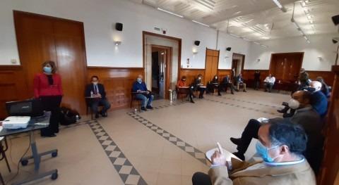 Reunión Reinosa afectados inundaciones coordinar soluciones técnicas