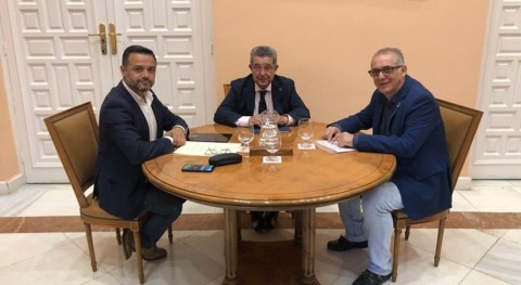 CHG impulsa protocolo arreglar caminos zonas regables Guadalquivir