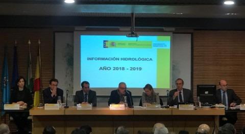 """Joaquín Páez: """" previsiones año hidrológico difícil, trabajaremos flexibilidad"""""""
