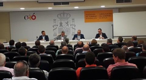 subdelegado Gobierno Sevilla presenta próximo Plan limpieza cauces y arroyos