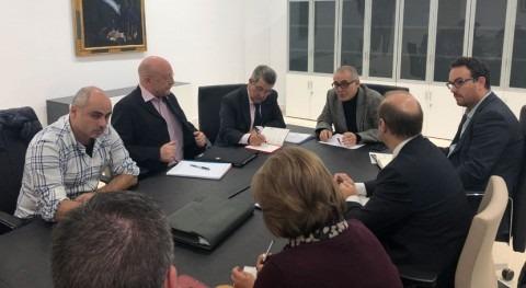 CHG acondicionará cauces municipios sevillanos afectados lluvias