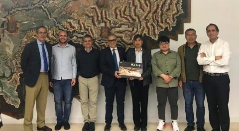 gestión CHG, modelo futuro modernización regadíos río Amarillo