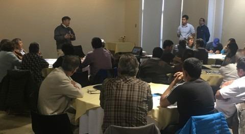 Chile capacita dirigentes norte mejorar gestión recurso hídrico
