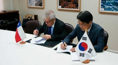 Chile y Corea Sur acuerdan cooperar materia recursos hídricos