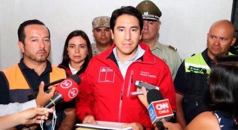 Chile decreta Alerta Amarilla cinco comunas norte país fuertes lluvias