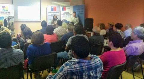 Chile lanza programa saneamiento derechos aprovechamiento aguas regantes