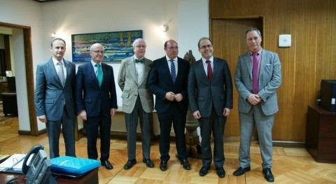 Murcia promueve Chile experiencia materia hídrica
