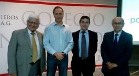Carlos Estévez presenta avances logrados y desafíos pendientes materia hídrica
