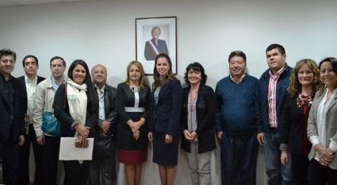 Paraguay conoce experiencia chilena fomento al riego pequeños agricultores
