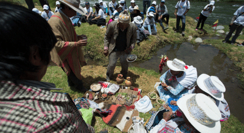 Autoridad Nacional Agua promueve encuentro usuarios cuenca Quilca-Chili