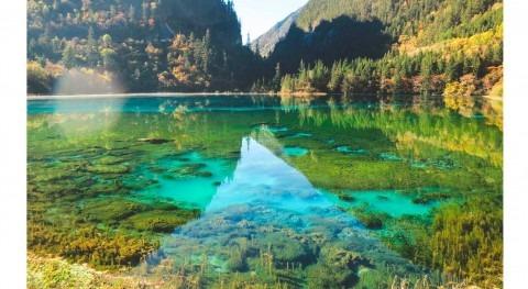10 lagos ensueño llenos color