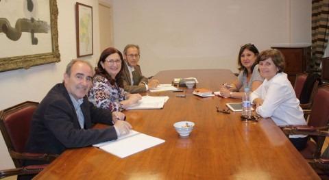 CHJ se reúne principales organizaciones sindicales Pacto Nacional Agua