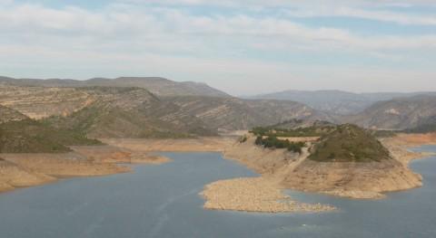 situación sequía declarada cuenca Júcar, prorrogada 2019