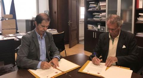 CHMS y Fundación Aquae Querquennae colaborarán excavaciones complejo As Conchas