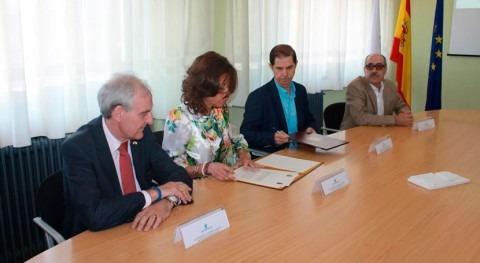 CHMS financia dos becas formativas alumnos CIFP Carballeira Ourense