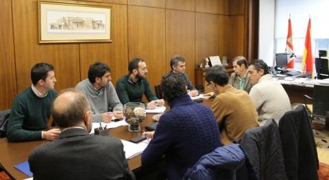 CHMS se reúne algunos ayuntamientos coordinar acciones frente sequía