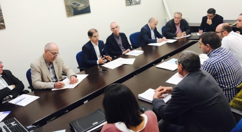 CHMS se reúne usuarios abastecimiento demarcación Pacto Nacional Agua
