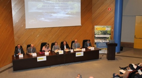 Confederación Hidrográfica Miño-Sil reduce 76% deuda heredada 2012