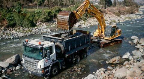 Perú comienza limpieza y encauzamiento más 15 kilómetros río Rímac Chosica