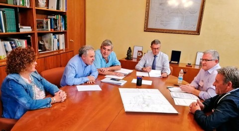 presidente CHS mantiene encuentro trabajo Agrupación Regantes Caravaca