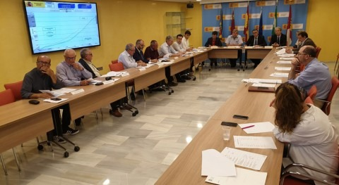 Reunión Comisión Desembalse ríos Segura, Mundo y Quípar