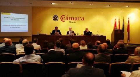 Confederación Hidrográfica Segura reúne al Consejo Agua Demarcación Hidrográfica