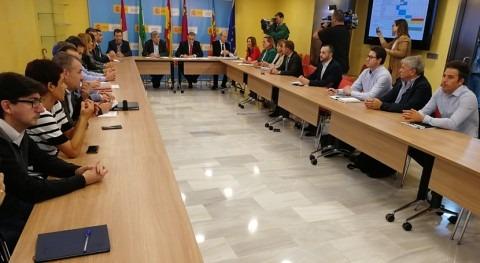 CHS licita 25 millones euros obras emergencia DANA Murcia